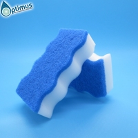 all purpose clean sponge heavy duty cleaning magic sponge wall ceramics clean melamine sponge