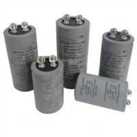 frequency 2uf 450V CBB60 motor starting fan capacitor