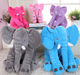 2018 China Toys Manufacture New Gund Baby Animated Flappy The Elephant Plush Toy