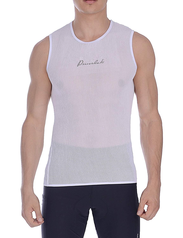 Sysuer Mens Columbia University Base Layer Bike Wear Training Sport T-shirt Tees