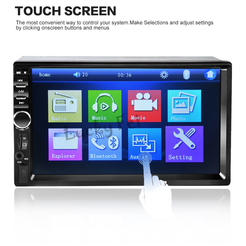 Online Get Cheap Touch Screen Radio -Aliexpress.com