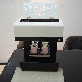 12M Birthday Cake Printer Table Top Selfie Coffee Machine