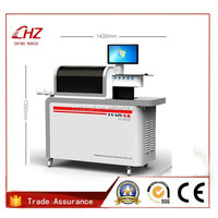 Good Quality HZ-L100B Led Sign Moves Channel Letter Bending Machine