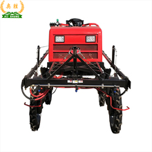 self-propelled agricultural tractor boom sprayer for insecticide and fertilization