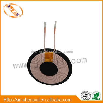Litz Wire Coil Alpha Winding Coil With 0.08mm Copper Wire And A Hole ...