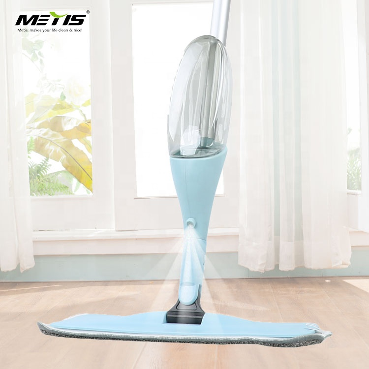 Wholesale Trade Assurance Good Quality Spray Mop With 550ml large capacity bottle, aluminum rod