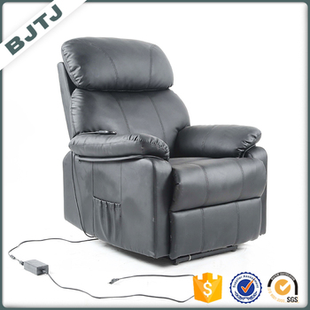 bjtj indoor vibration sofa house single control electrical recliner chair 70280a - Electric Recliner Chairs