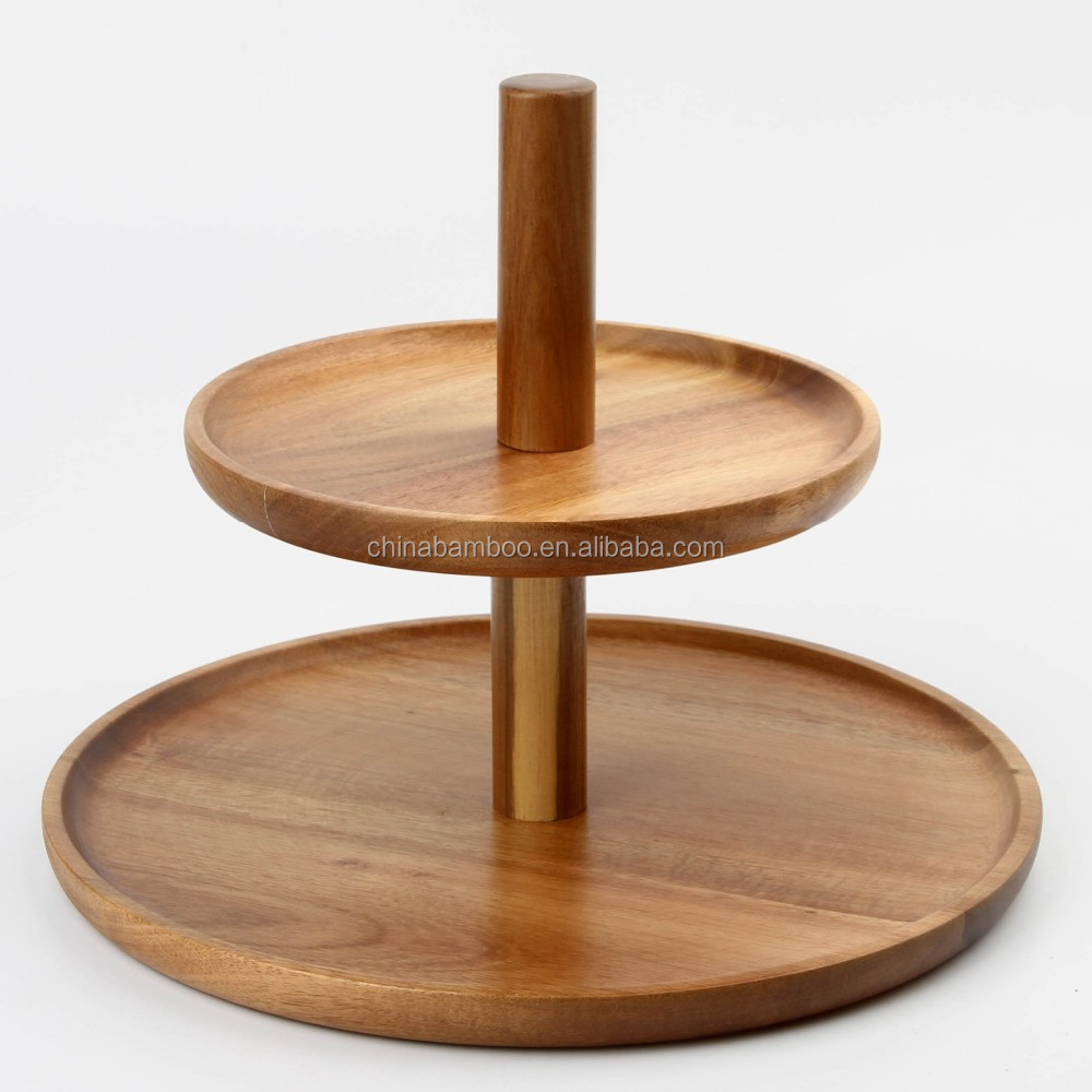 Wood Antique Rotating Cake Stand Cake Stand Display Buy Wood Cake