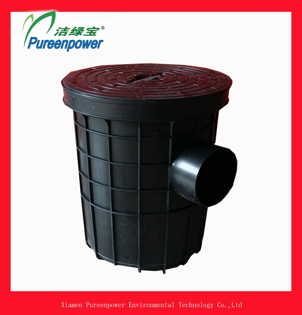Easy Operation Small Grease Trap P T 7 For Kitchen Waste