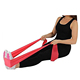 Exercise elastic stretch fitness master resistance band