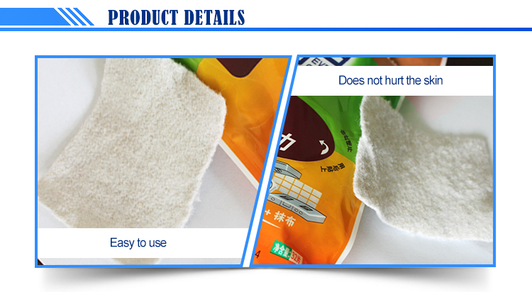 household decontamination disposable oil stain multi-use kitchen cleaning Wet tissue wipes