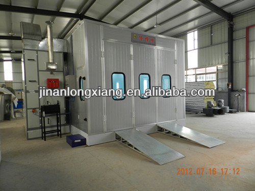 LY-8300 Garage Equipment factory for Auto Repair House Paint Booth