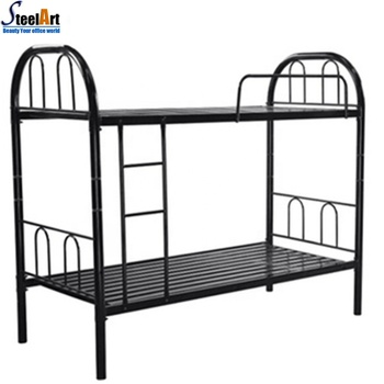 Black Color Metal Double Bunk Bed Army Bunk Beds For Sale Buy