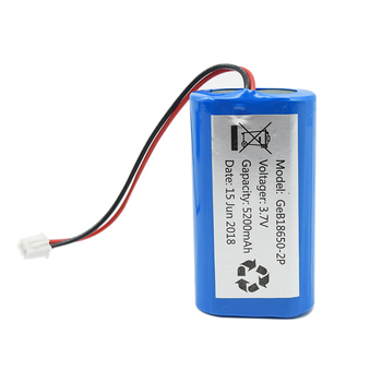 rechargeable lithium ion battery 18650 5200mAh 3.7V li ion battery