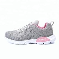 Nonmark sole breathable mesh athletic women's fitness gym running shoes