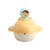 Cute bath toys small promotion wind up toy submarine