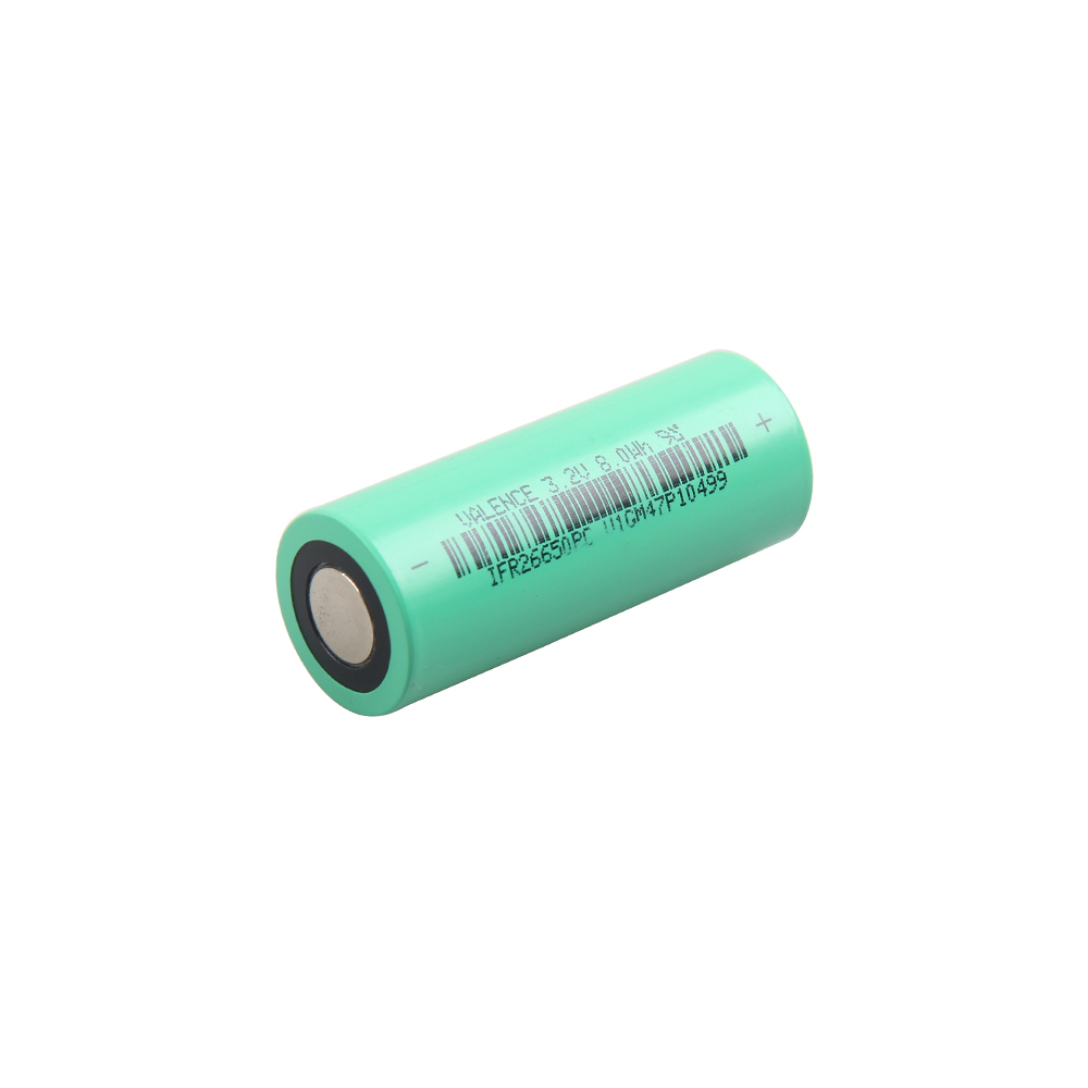 Lithium Battery IFR26650PC 2500mah Lifepo4 Cylindrical cell 3.2v 100A discharge current