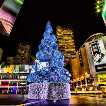 giant outdoor led christmas tree artificial wedding tree mall decoration - Outdoor Led Christmas Tree