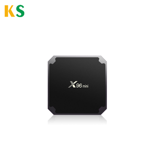2018 Newest And Cheapest TV Box With 2g video Download Android 7 1 2 KD  Player 17 3 X96 mini Smart Tv Box