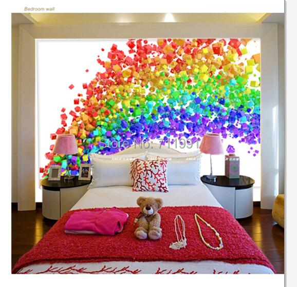 Download Rainbow Wallpaper For Walls Gallery