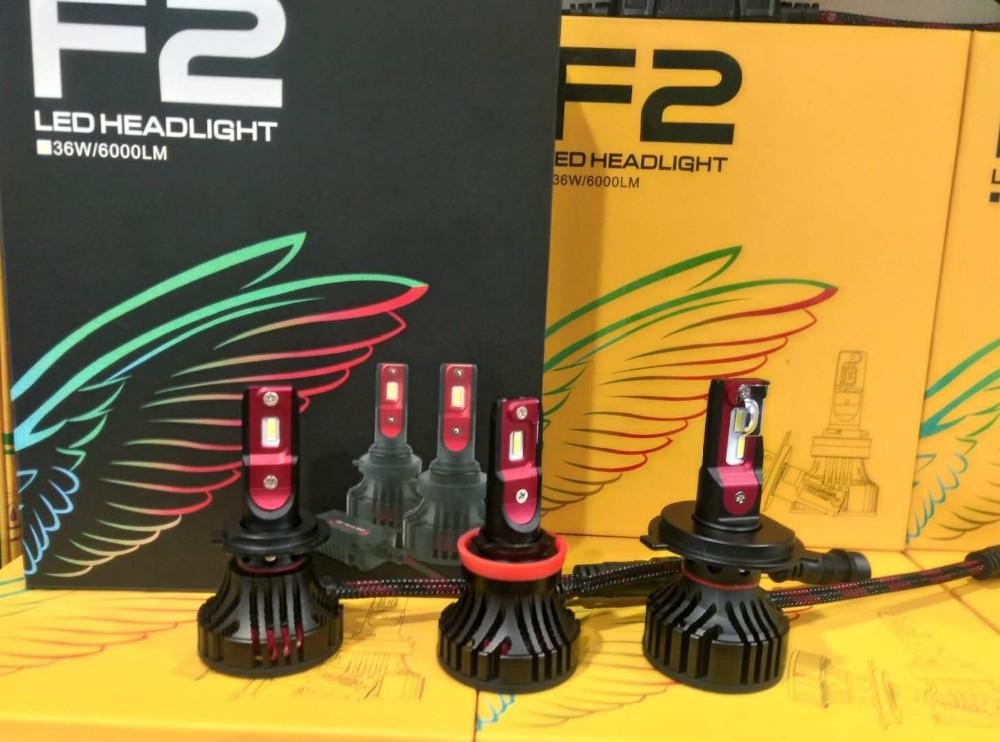 F2 Plus LED Headlight
