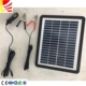 12V portable solar car battery charger