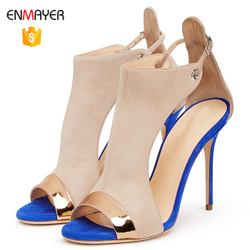 2018 Haut Femmes Sandales sandales Europe Hauts Mode À Chaussures Talons Dames Buy Dernière Talon 9E2HIWDY