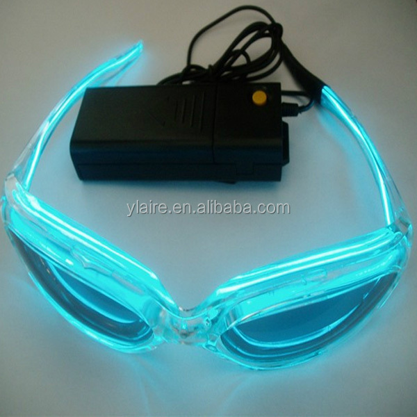 El Wire Fashion Glow Glasses Wholesale, Glasses Suppliers - Alibaba