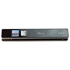 Iris 458129 I.R.I.S. IRIScan Anywhere 3 Wifi Cordless Sheetfed Scanner - 1200 dpi Optical - Ultra-compact, lightweight and battery-powered mobile wifi scanner