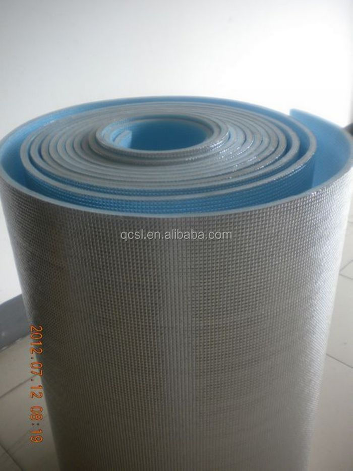 Polystyrene Foam Underlay Thermal Insulation For Laminate
