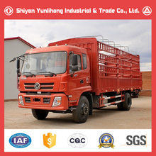 Dongfeng 4x2 RHD 10T Animal Transport Stake Truck/Animation Trucks