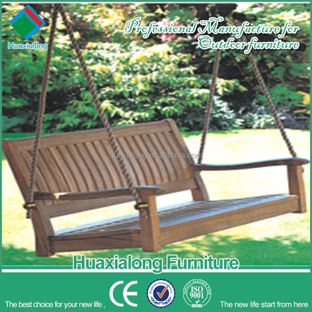 Backyard wooden swing chairs - Outdoor Garden Wooden Swing Chair Outdoor Garden Wooden Swing Chair Suppliers And Manufacturers At Alibaba Com