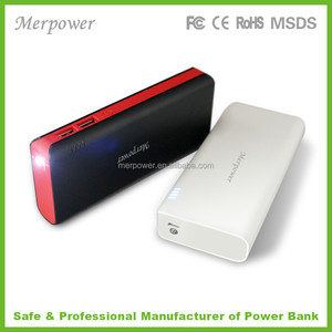 Wholesale rechargeable battery power bank 11000mah for malaysia,indonesia