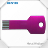 metal usb flash drive Webkey card key shape promotional USB ports card Webkey