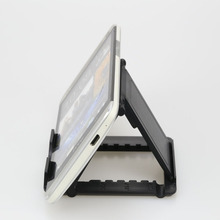Mini Cell Phone Holder Mobile Phone Stand Folding Bracket for Smartphone iPhone iPad Tablet PC Universal-T01