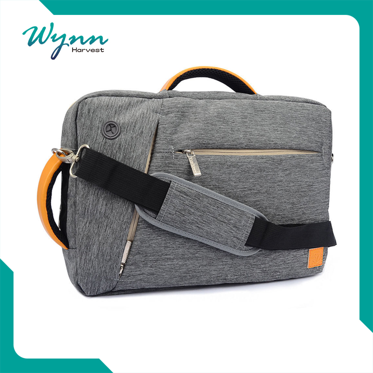 Convenient laptop bag 15.6 inch bag for notebook