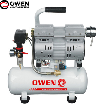 dental oil free silent Air Compressor with CE