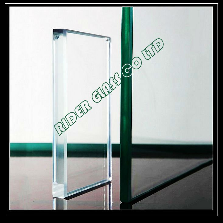 3.2mm Clear Glass Solar Panel with SPF and CE