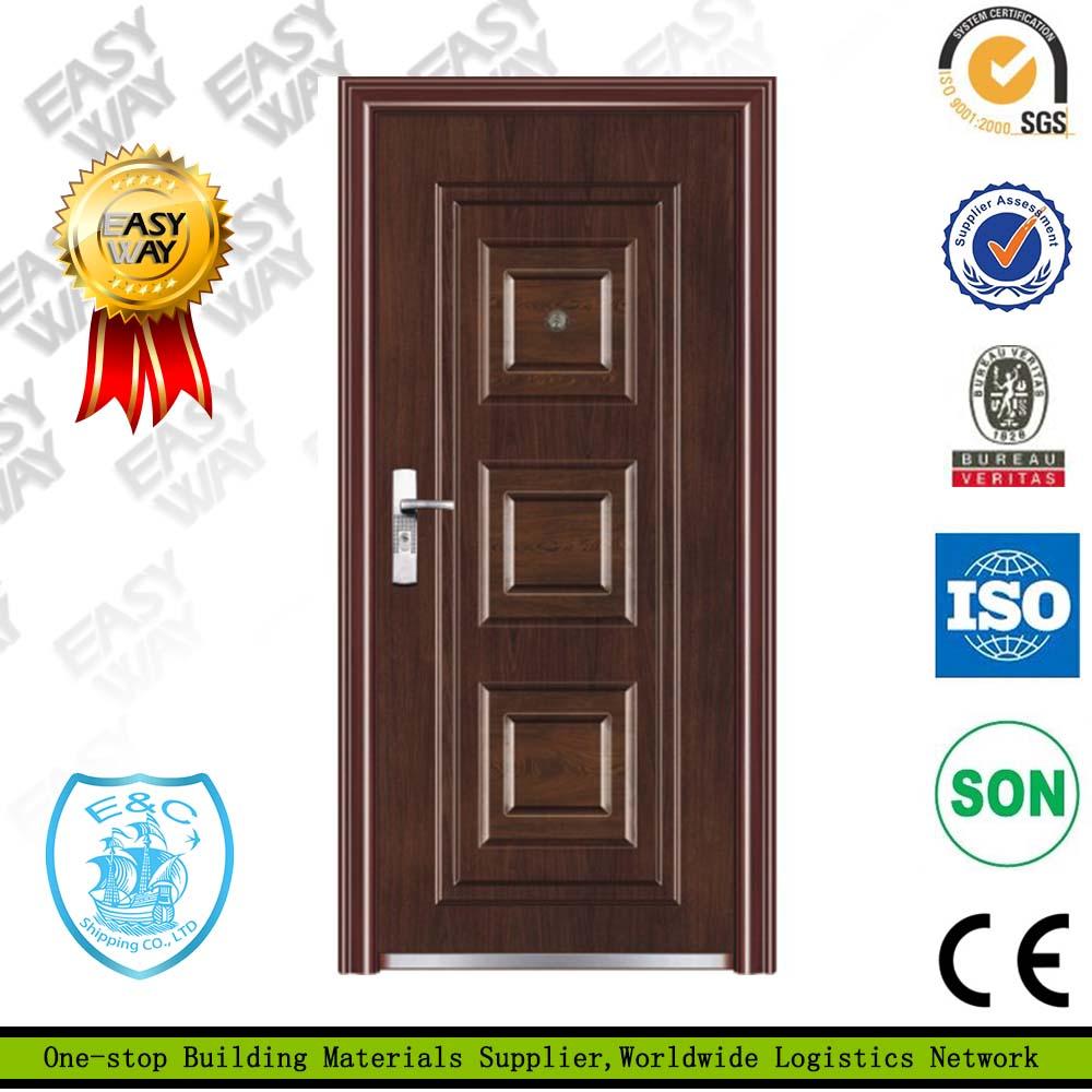 Low Price And Best Quality Steel Security Door 2017 - Buy ...