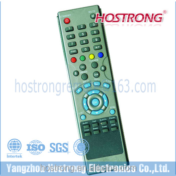 DIGITAL SATELLITE RECEIVER REMOTE CONTROL WITH HIGH QUALITY THE CROW, View  REMOTE CONTROL, hostrong Product Details from Yangzhou Hostrong Electronics