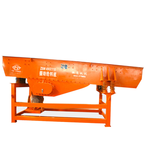 Magnetic Vibrating Feeder For Sand