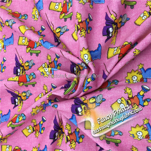 Factory directly 95 cotton 5 spandex fabric