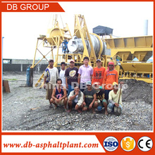 small road asphalt mixing batching plant for sale
