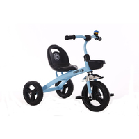 New Model Children Tricycle Boys Girls 3 Wheels Bike Lightweight Baby Toddler Pedal Tricycle Cheap Bike