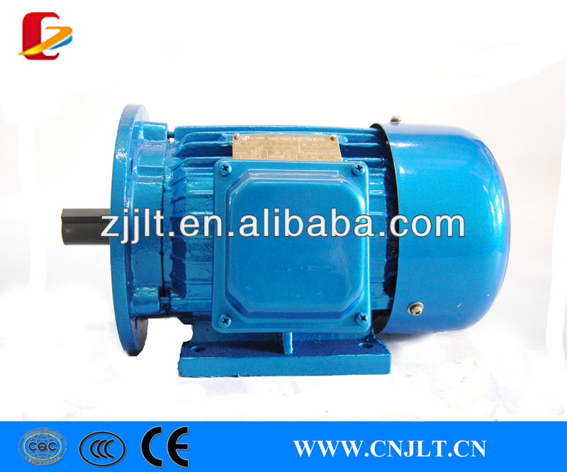 Y motor Y112M-4-4KW 5.5HP ac electrical induction motor