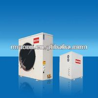 EVI low temp Air to water heat pump split type air conditioner