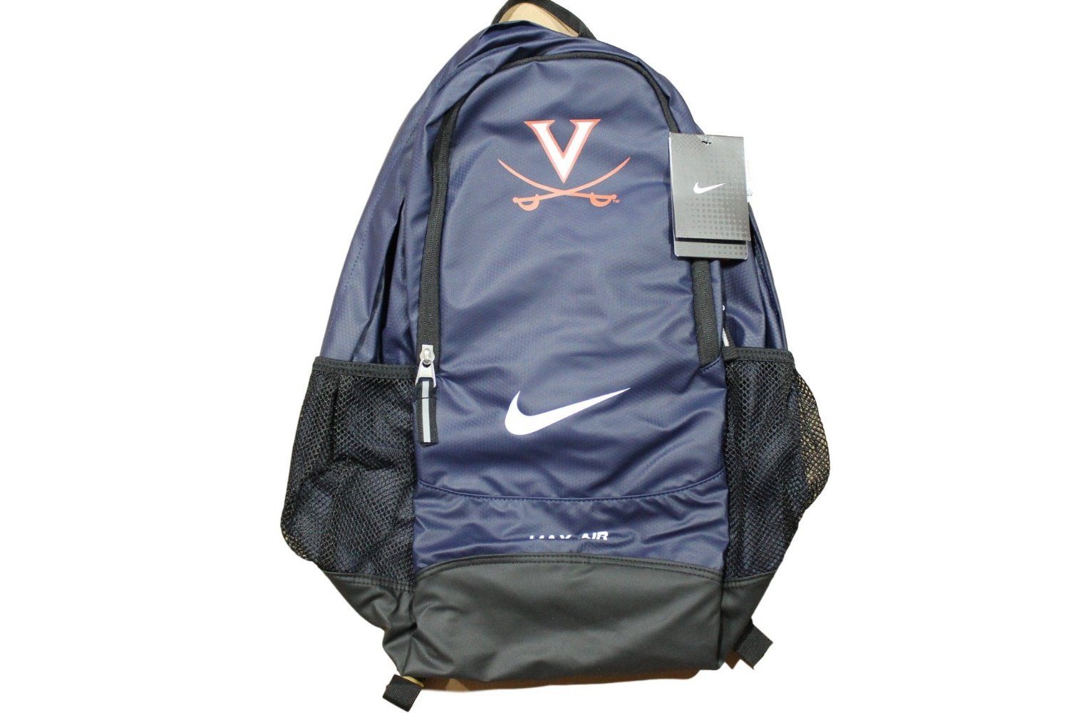 17ab0a3f6e Buy Nike Adults Max Vapor Air Virginia Backpack One Size in Cheap ...