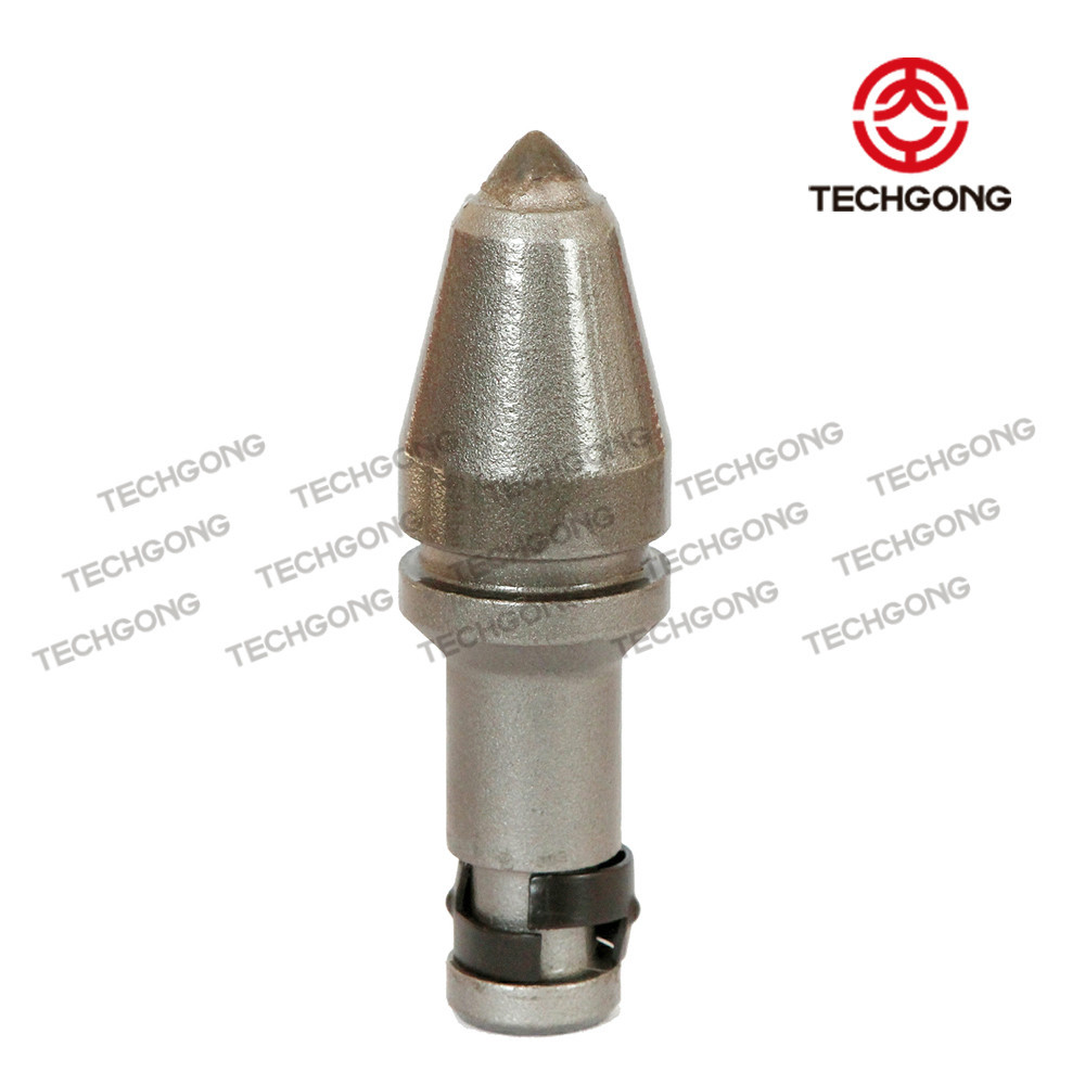 Carbide bullet teeth /coal mining cutting tools/shearer pick excavator spare parts