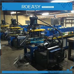 ROE'A'SY Full Extension Ball Bearing Slide Making Machine