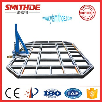 Auto Collision Frame Machine / Straightening Floor System Model F1 ...